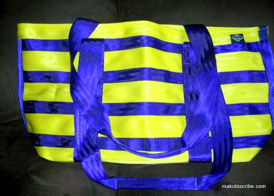 Recycled Tote Bags For Women From Maggie Bags Sweepstakes