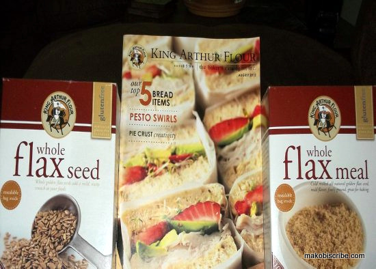 Flax Seeds and Recipes