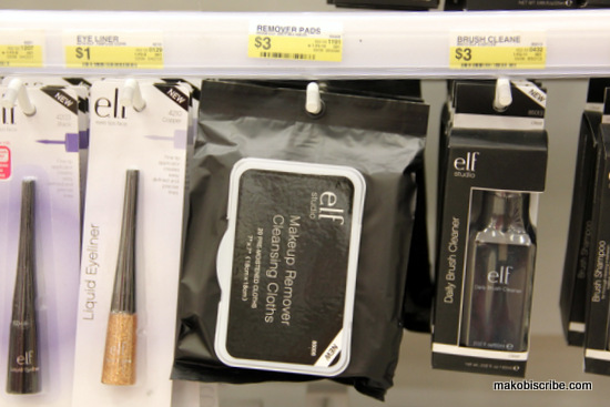 elf cosmetics at Target