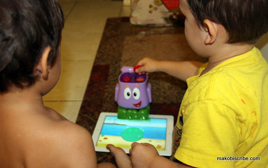 Dora Lets Play Backpack by Discovery Bay Games