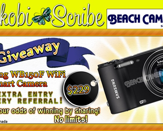 Samsung Camera Sweepstakes
