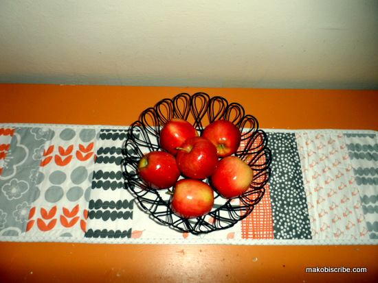 Beautiful Table Runner