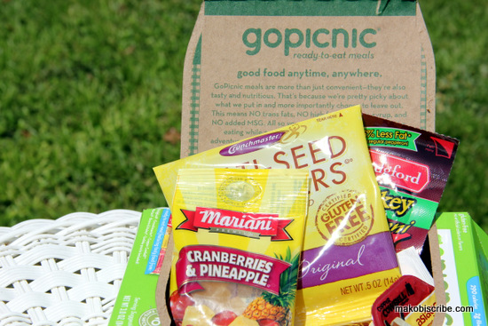 GoPicNic Healthy Foods