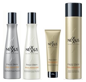 Nexxus Frizz Defy Frizz Protection