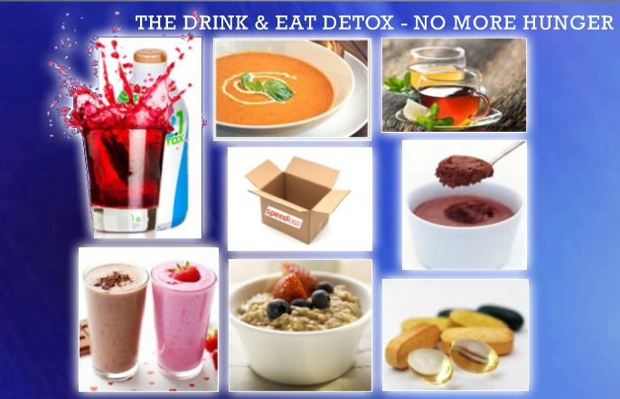 Detox And Cleanse With SpeedLoss Review