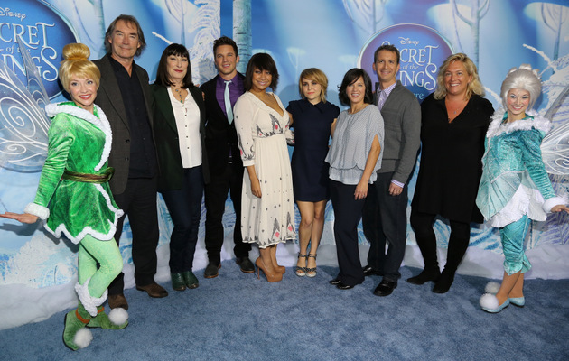 "New York Premiere of Disney's ""Secret Of The Wings"" - Red Carpet"