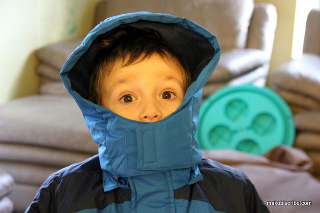 Preparing For The Cold Weather With #CookiesKids