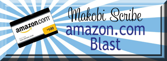 Amazon Twitter blast Week 3 November Sweeptsakes