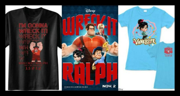 wreckit ralph sweepstakes