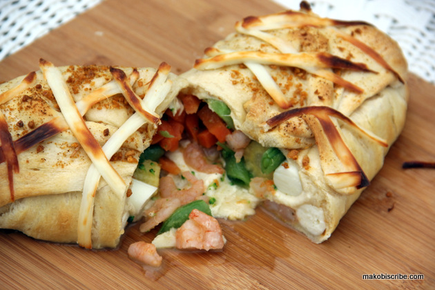 Shrimp Cheese Roll recipe