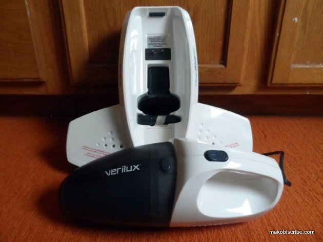 Verilux Portable Sanitizing Vacuum