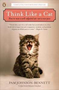 Think like a cat book