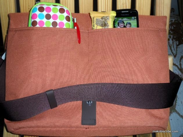 Laptop Bag With Pockets
