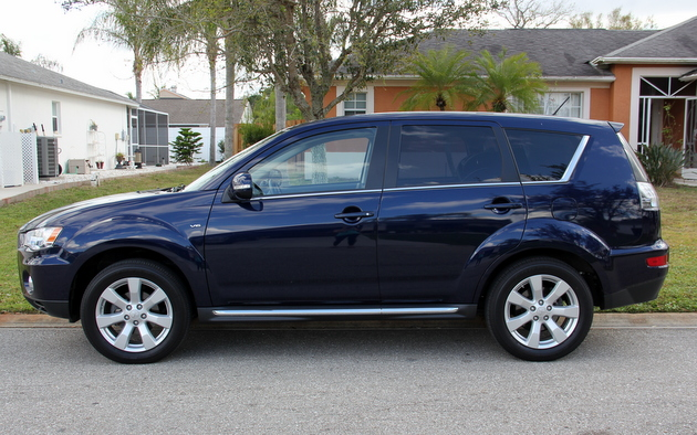 Whole Family Fun With The Mitsubishi Outlander GT