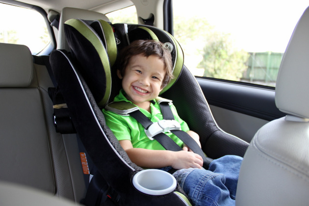 How Long Does Your Child Stay In A Car Seat?