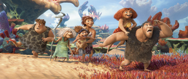 Night At the Movies With #TheCroods Visa Gift Card