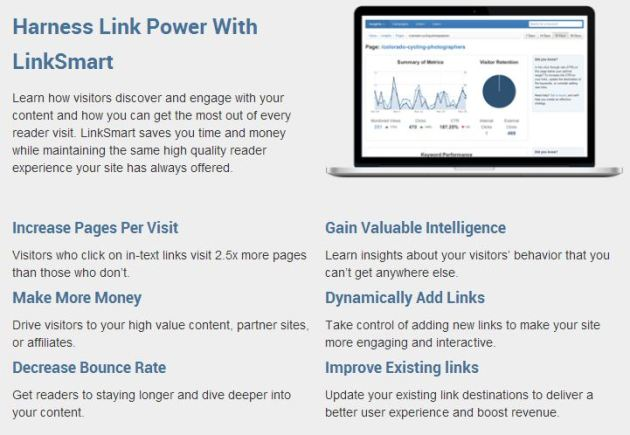 LinkSmart Internal Link Building