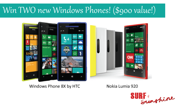 Tell Your Love Story to Win Two Windows Phones