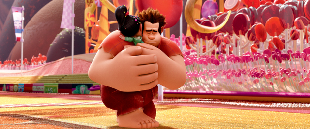 Wreck-It Ralph On DVD And Blu-Ray