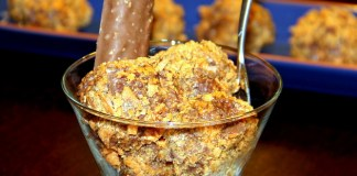 Butterfinger Ice Cream Recipe