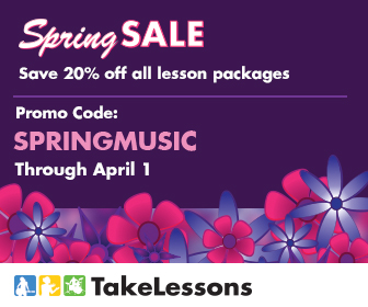 Save Now On  Private Music Lessons With Take Lessons