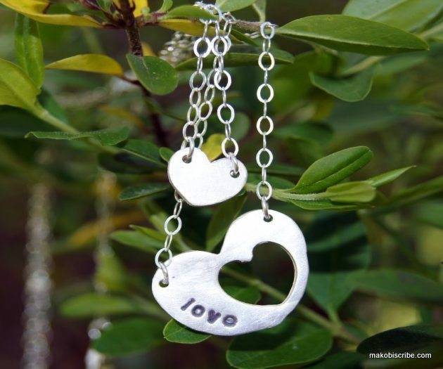 Mother And Daughter Jewelry Makes A Great Gift
