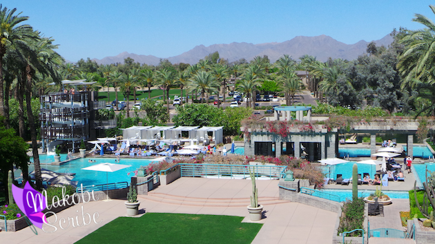 The Hyatt Regency Scottsdale Resort Is A Relaxing Oasis #MyPhx #BloggersGo