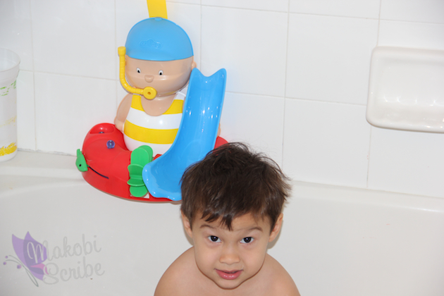 Caillou Bathtub Toy