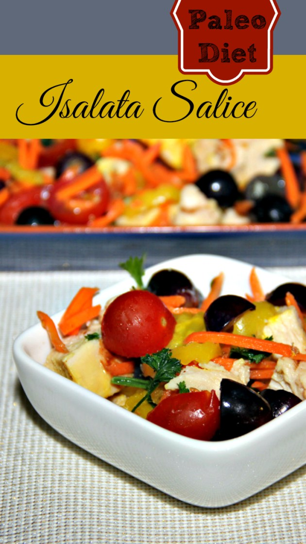 Paleo Diet Chicken Fruit Salad