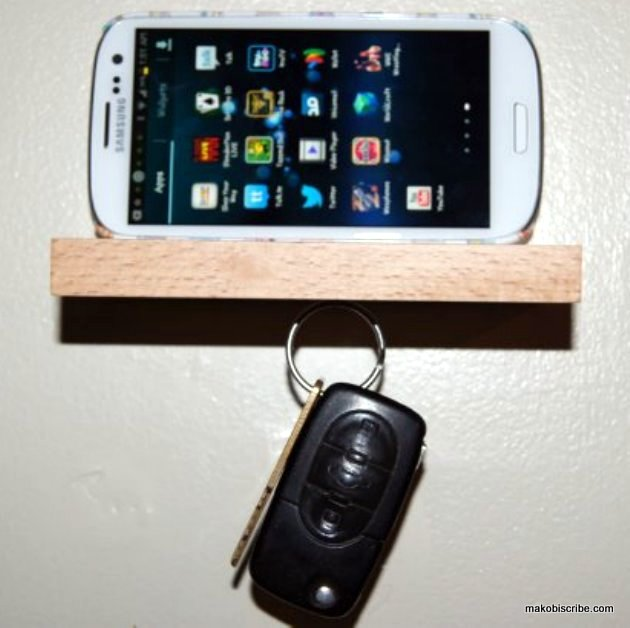 Stop Losing Your Keys And Cell Phone