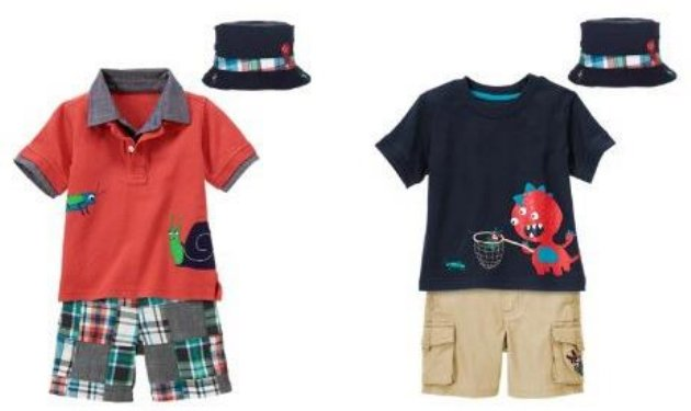 Spring Clothes For Kids