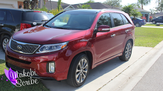 I Met The 2014 Kia Sorento, Now I Am Trading In My Car #DriveKia