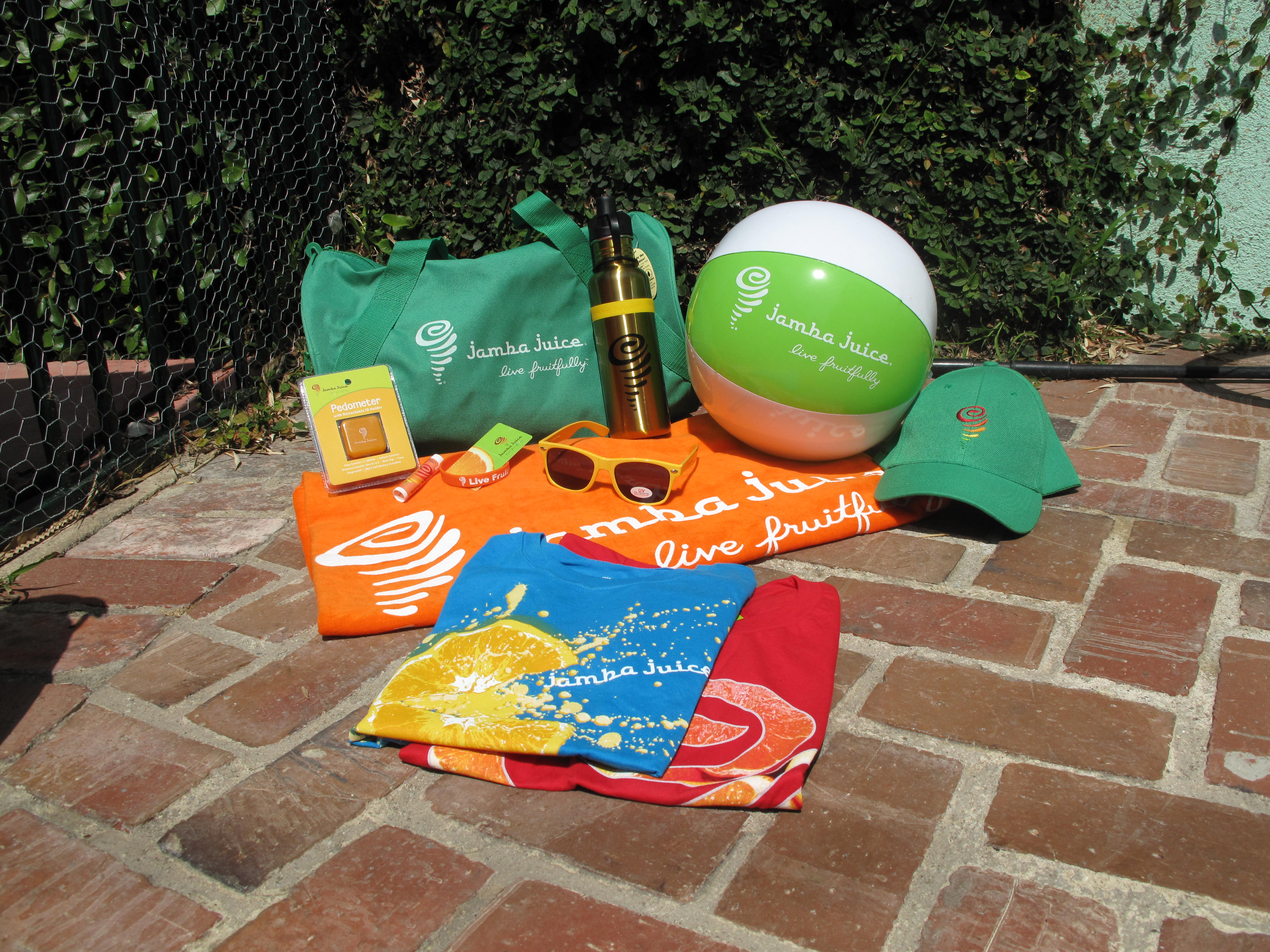 Jamba Juice's Summer Smoothie Specials Sweepstakes