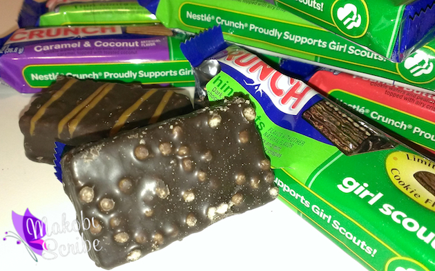 Thin Mint anyone?