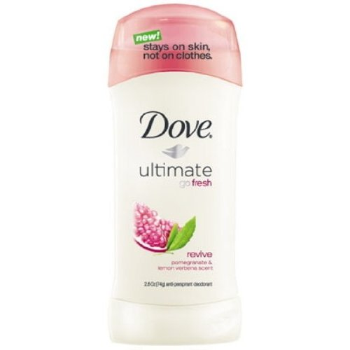 Free Dove Ultimate Fresh Deodorant Samples