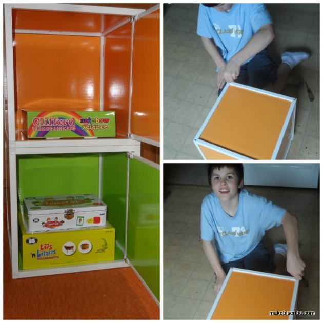 Brighten Your Space With Colorful Storage Boxes