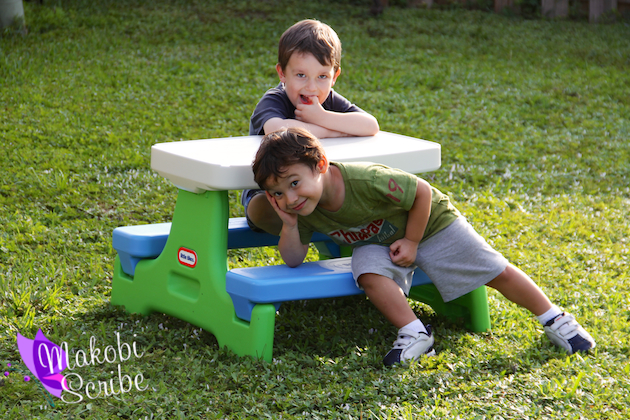 """Little Tikes Proves To Be Durable For All The """"Boys"""""""