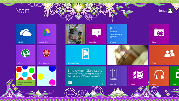 Learning To Use Windows 8 Is Easier Than You Think #WindowsChampion