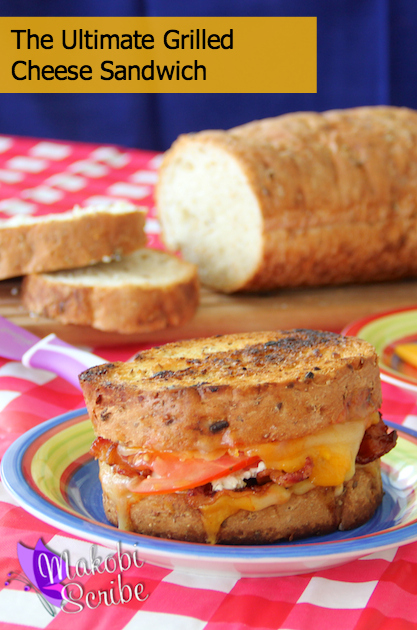Ultimate Grilled Cheese Sandwich Pinterest