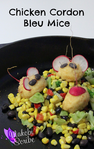 Cordon Blue Mice Pinterest Recipe