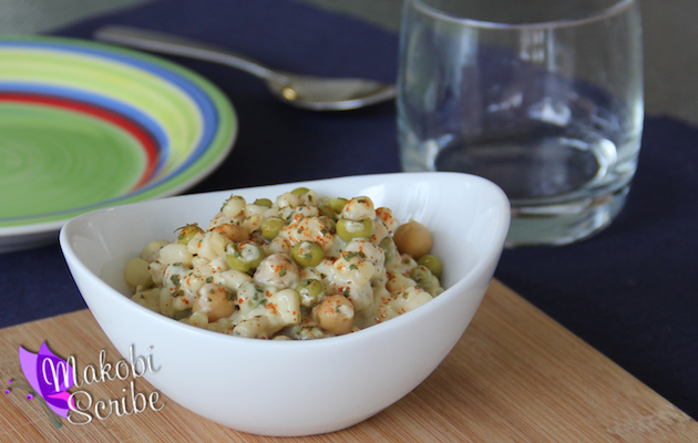 Garbanzo Bean Salad Recipe #CansGetYouCooking