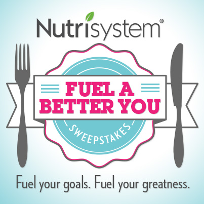 Nutrisystem Fuel A Better You Logo for Sponsored BlogHer Bloggers