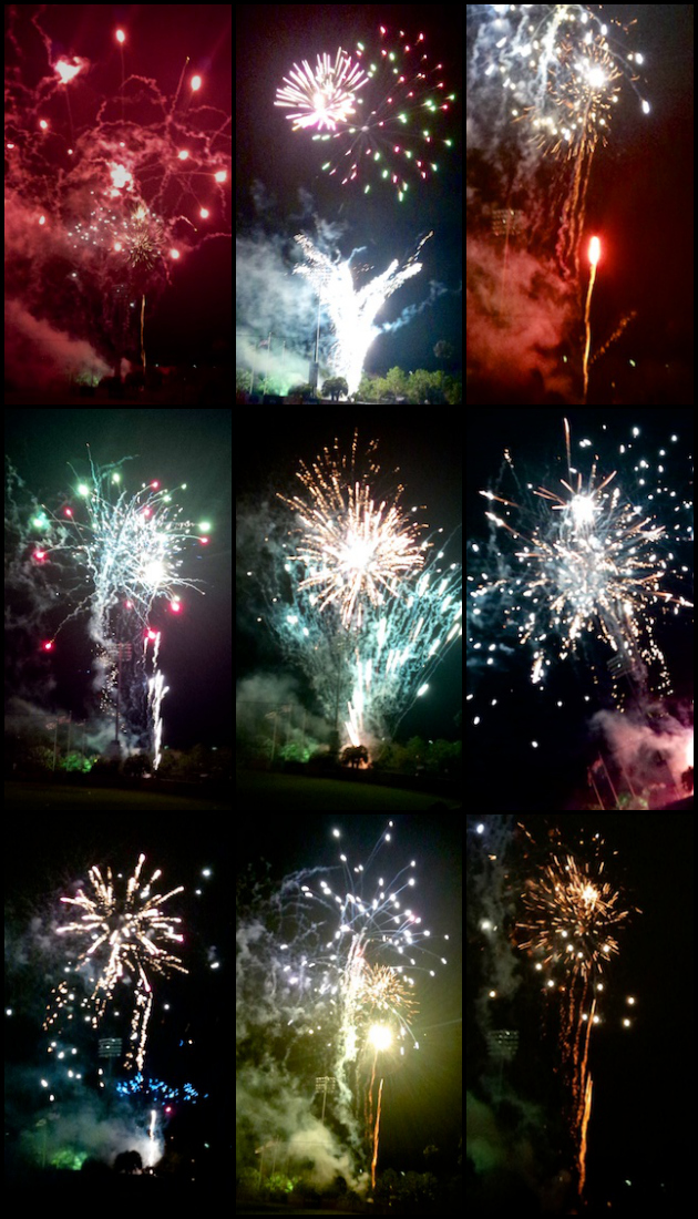 I Took The #VZWA 4th Of July Photo Challenge With My BlackBerry Z10