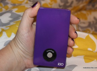 Keep Your iPhone Charged On The Go