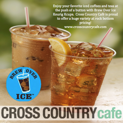 Brew Over Ice Cross Country Cafe 3