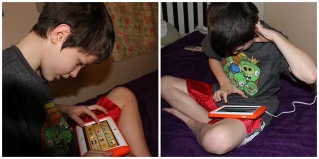 A Great Wi Fi Tablet For Kids