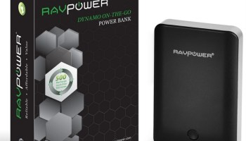 Never Lose Laptop Power Again With RAVPower
