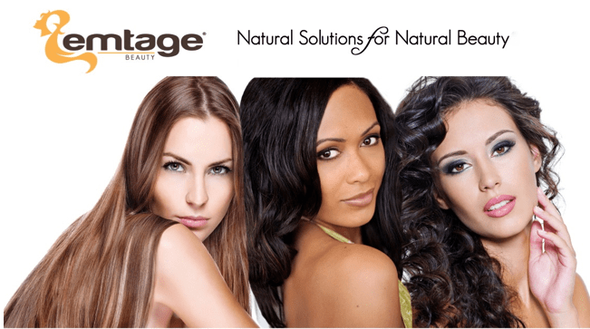 All Natural Skin and Hair Products from Emtage Beauty