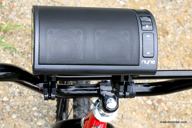 Long Bike Ride? You Need A Portable Bluetooth Speaker