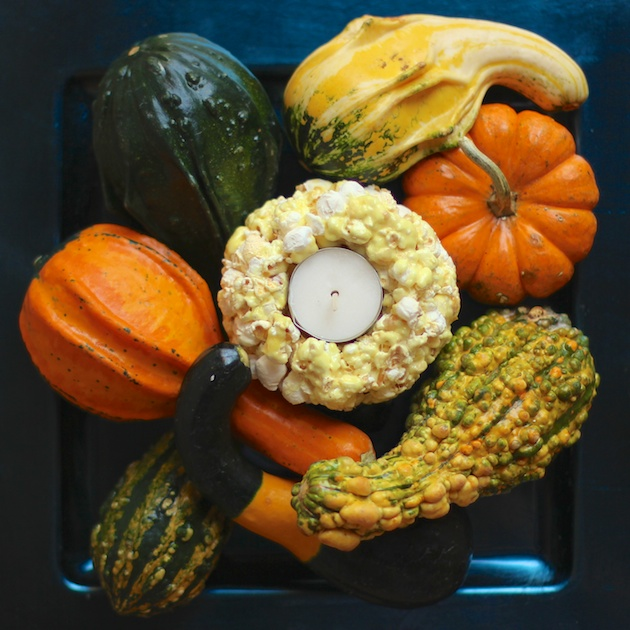 Fall Centerpiece Craft Idea For Kids (4)